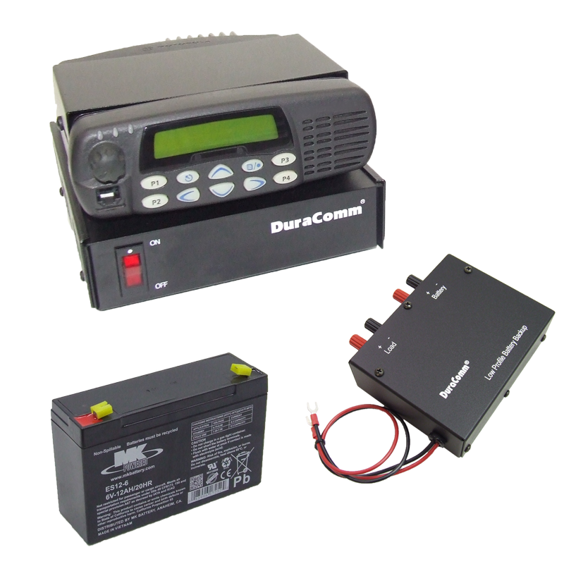 Desktop Power Supplies & Radio Hoods / Accessories
